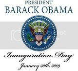 Obama Inaguration Day